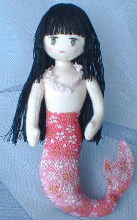 Japanesque mermaid