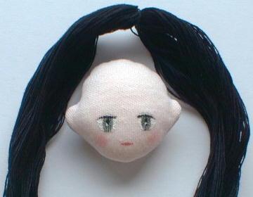 deniz kızına saç nasıl takılır